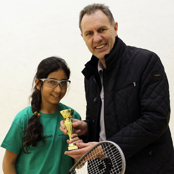 Eon Humber Junior Closed Squash Tournament