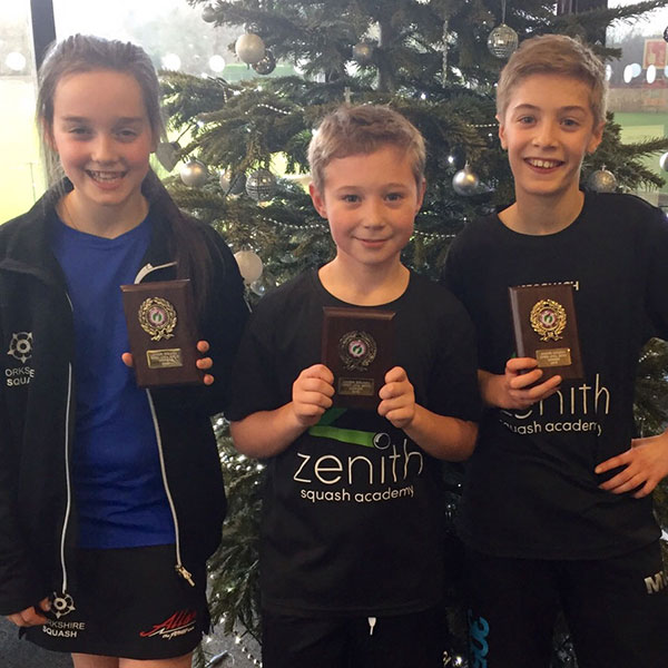 Ilkley Open Titles for HJSA players!