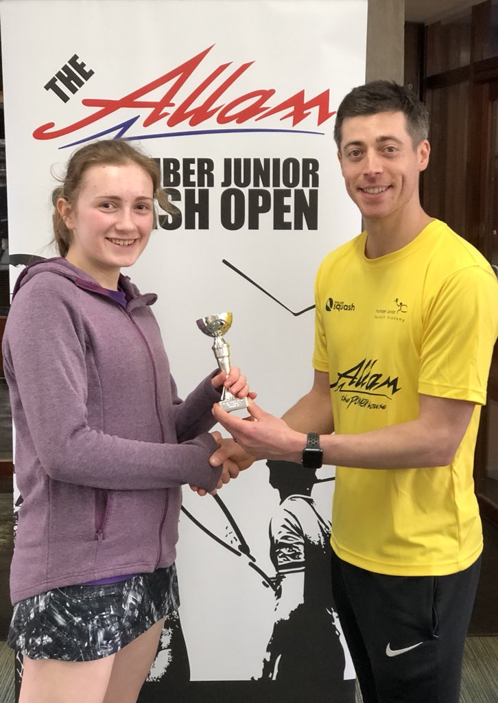 Allam Humber Junior Bronze Open 2018