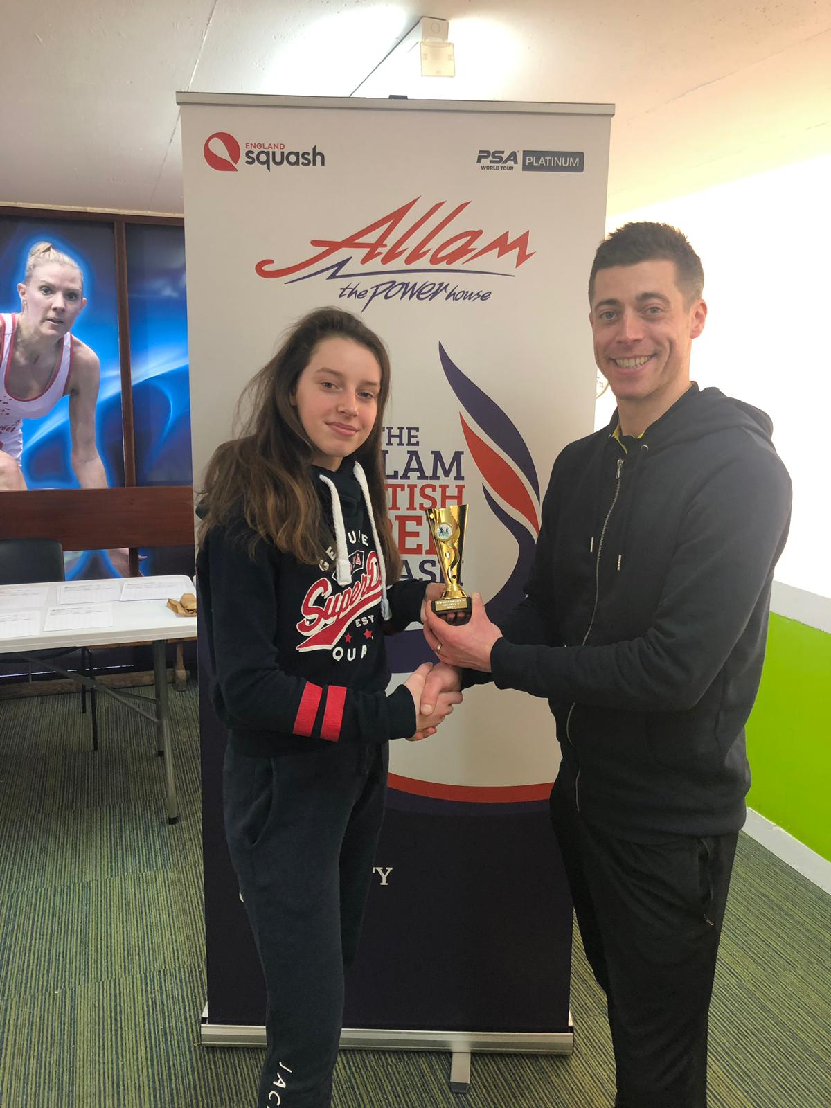 Allam Humber Open Bronze Event
